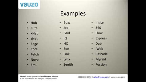 awesome names intranet names tips and 27 cool exles