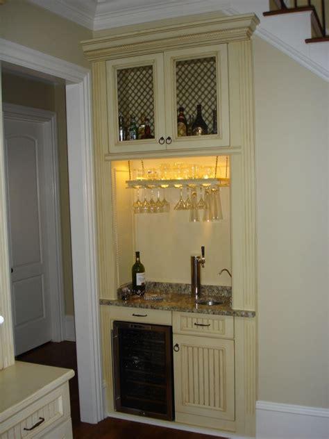 bar cabinet with sink and fridge custom bar with wine fridge beer tap lake living