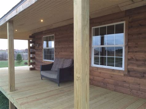 Southern Illinois Cabins On The Wine Trail by Check