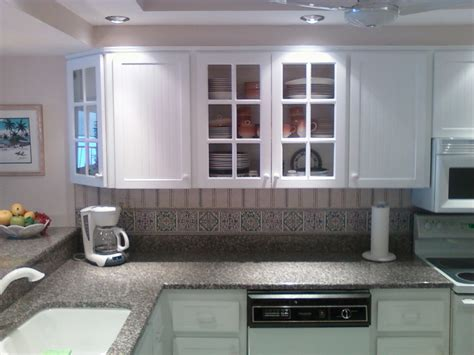 Refacing Thermofoil Kitchen Cabinets   Cabinet Refacing In