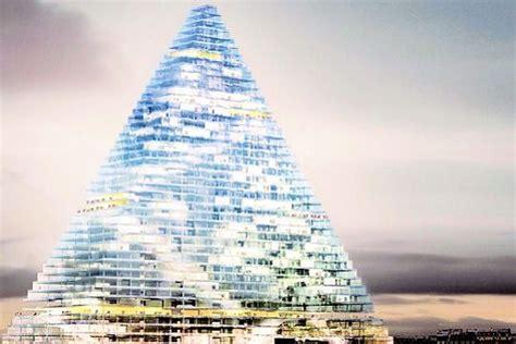 Tower Treangle Tower Triangle triangle tower porte de versailles fondasol