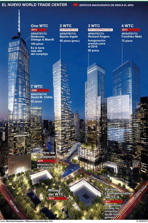 el nuevo world trade center de nueva york