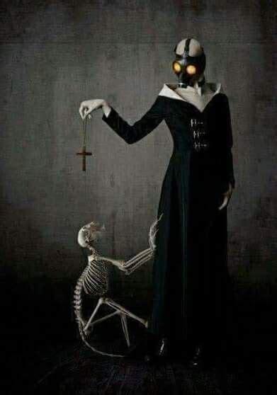 dark art  macabre dark art photography