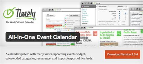 design event calendar 2015 spread the word 8 of the best wordpress events plugins