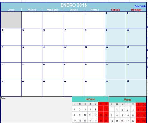 calendario 2016 de anotaciones calendario 2016 opiniones precios y demo