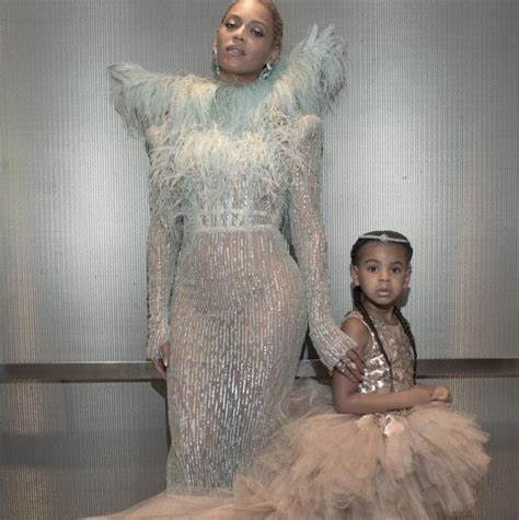 beyonce and blue ivy carter idiotic trolls are slamming blue ivy as ugly the