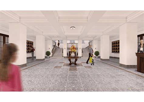 foyer haus das wei 223 e haus foyer 3d agentur berlin