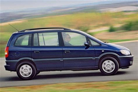 opel zafira review vauxhall zafira 1999 2005 used car review car review