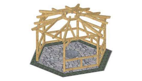 grillpavillon selber bauen grillpavillon holz bauanleitung bauplan holz