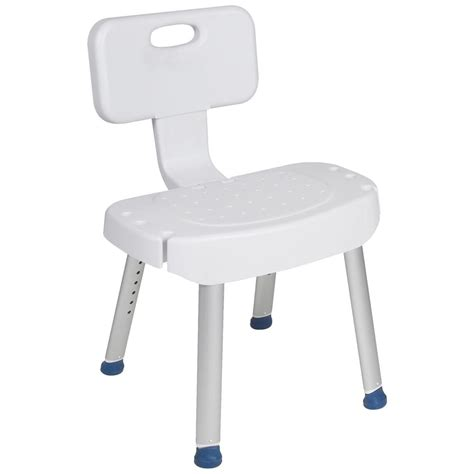 drive shower chair with folding back shower chairs