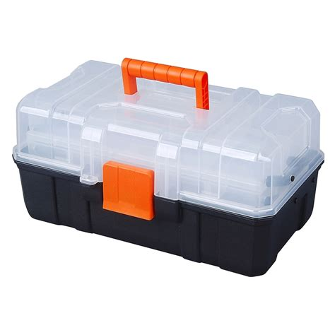 T205 2 In 1 Multifunction Box Storage Box 555 Warna Warna Green 1 tactix 2 level cantilever multifunction tool box