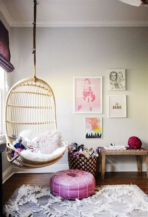 room to swing the coolest hanging furniture that everybody deserves to have