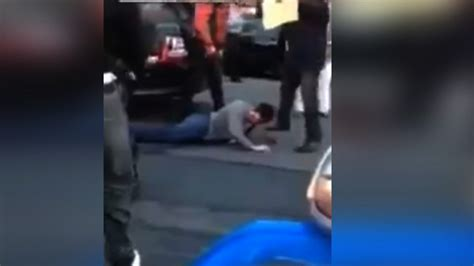 Miller Goes On A Rage At Nyc Club by New Of Nyc Motorcycle Road Rage Attack Shows