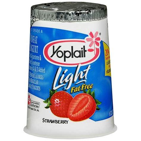 yoplait light yogurt ingredients yoplait light fat free yogurt walgreens