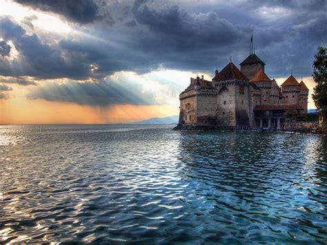 1409592030 les chateaux forts complete fond d ecran ch 226 teau fort sur l eau wallpaper