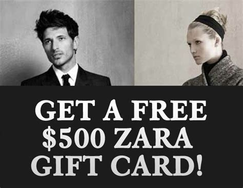 Zara Gift Card Activation Code - zara gift card code images