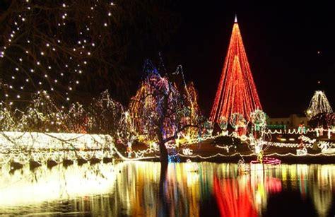 chickasha festival of lights shannon springs park