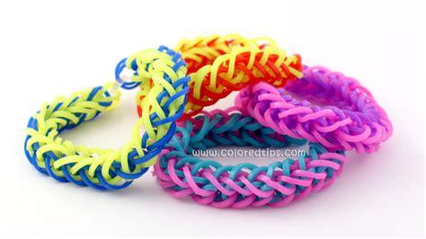 rainbow loom french braid bracelet tutorial idunn goddess