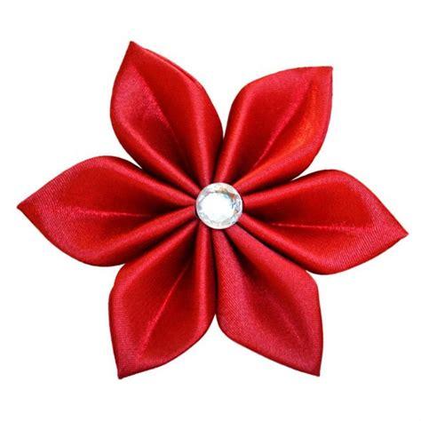 imagenes flores de tela c 243 mo hacer flores de tela para decorar en 6 pasos