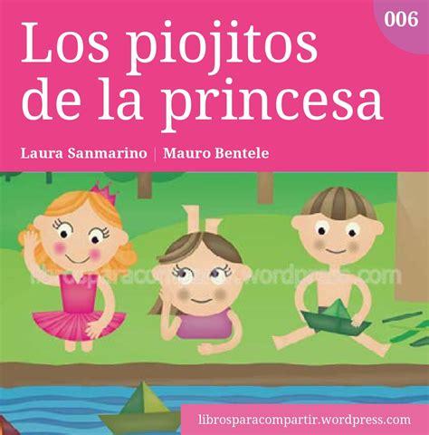 cuentos libro e pdf descargar gratis 006 los piojitos de la princesa librosparacompartir wordpress com cuentos cuentos cuento