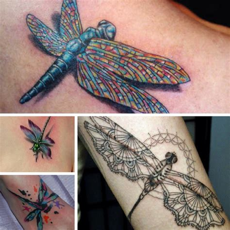 the most elegant dragonfly tattoo designs inkdoneright