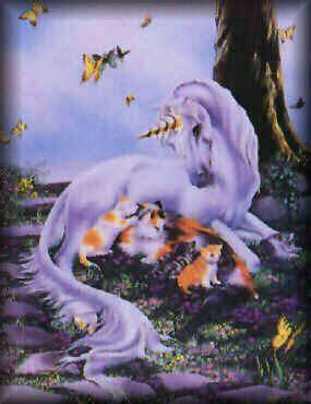 imagenes en movimiento de unicornios los unicornios