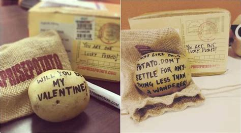 Gift Ideas For Potatoes this valentine s day gift your crush a personalised