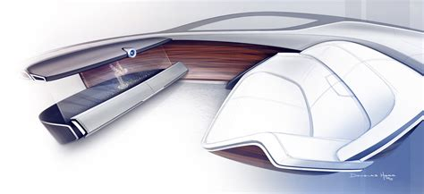 rolls royce concept car interior rolls royce unveils self driving prototype with luxurious