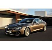 BMW 6 Series Gran Coup&233 Review  Telegraph