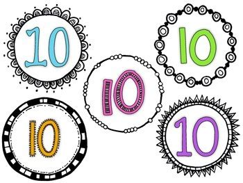 100 day snack mat 100th day of school snack mat bag toppers necklace