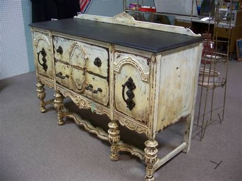 Chattanooga Craigslist Furniture by Vintage Buffet Or Dresser Beautiful Painted Vintage