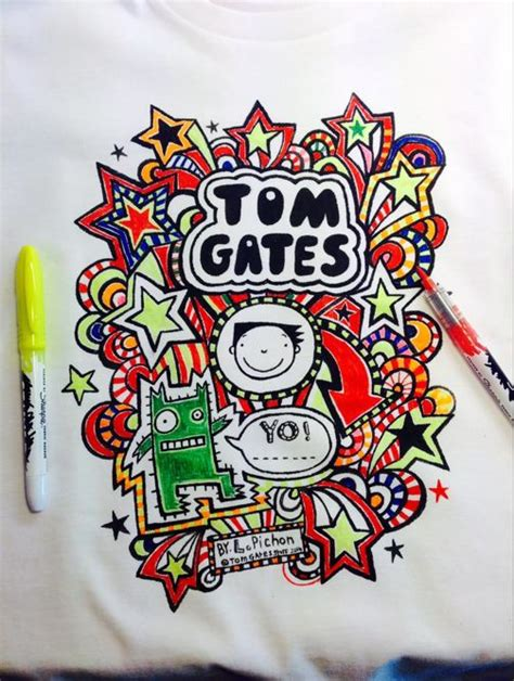 how to draw a tom gates doodles 23 best images about tom gates on doodle pages