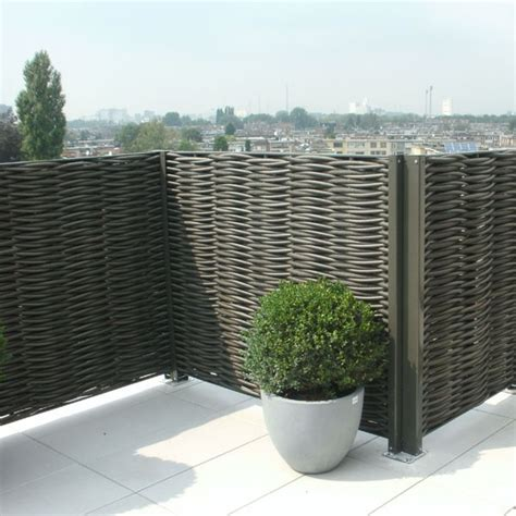 trellis panel synthetic braiding jardinchic