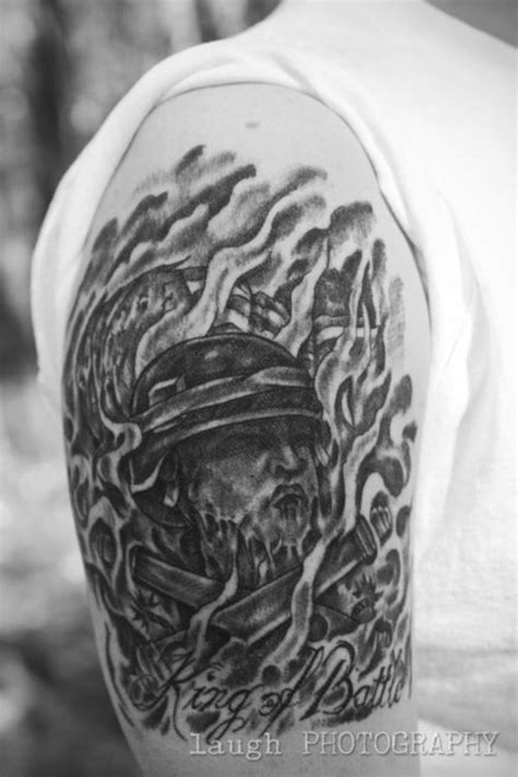 artillery tattoo designs field artillery tattoos pictures to pin on