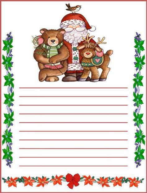 imagenes graciosas de cartas de navidad cartas de navidad de santa claus para imprimir gratis rio