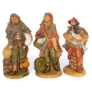 nativity rubber st complete nativity with a set of 18 rubber statues