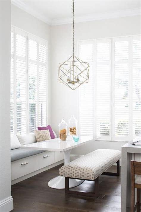 Window Seat Dining Table Kitchen Window Seat Design Ideas