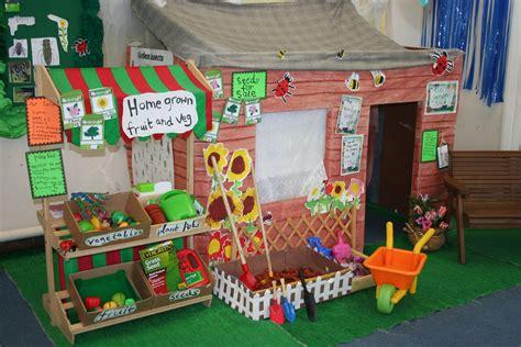 garden role play garden theme classroom role