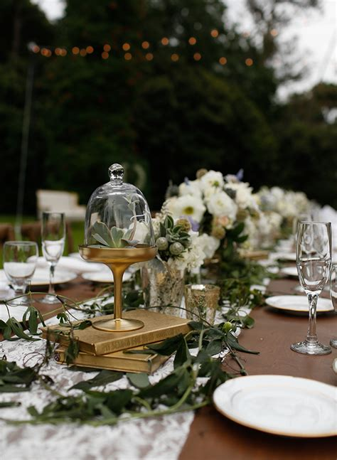 25 secret garden wedding ideas inspired by this