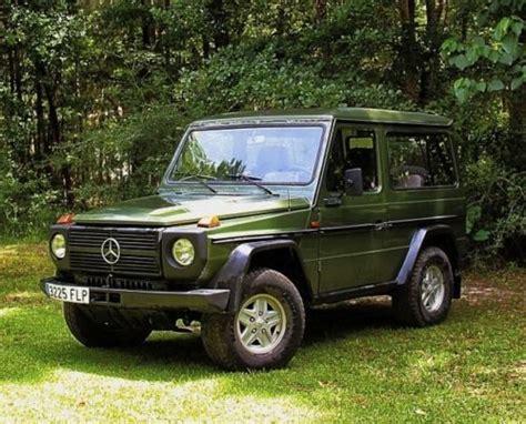 find   mercedes gd  diesel gelandewagen euro import rare ac model