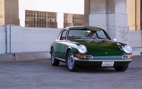 magnus walker porsche green 1966 porsche 911 xcar meets magnus walker