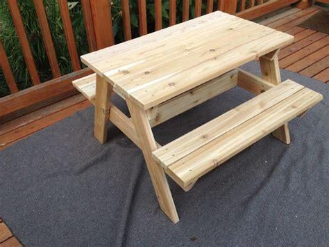 plans to build a child s picnic table kitchen worktop paint kids picnic table