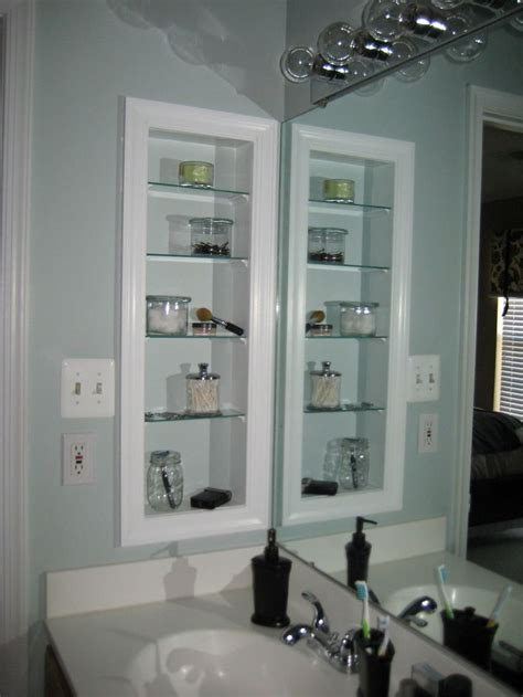 Medicine Cabinet Ideas | girl meets home diy medicine cabinet bathroom pinterest