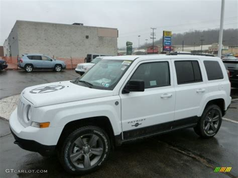 patriot jeep 2013 2013 bright white jeep patriot oscar mike freedom edition