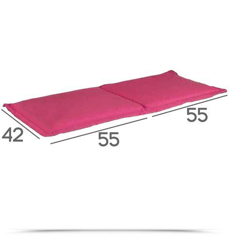 cuscino per panca cuscino per panca in legno con imbottitura 110 cm colore