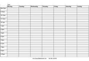 table template the lancashire back to school revision study tips