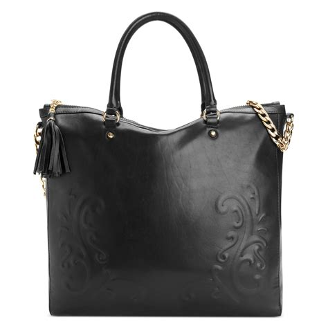 Couture Tinsley Leather Handbag by Lyst Couture Handbag Olvera Leather Zip Top Tote