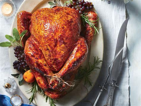 making  thanksgiving turkey