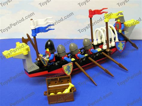 Lego Ship Castle lego 6049 viking voyager knights castle ship set image number 1