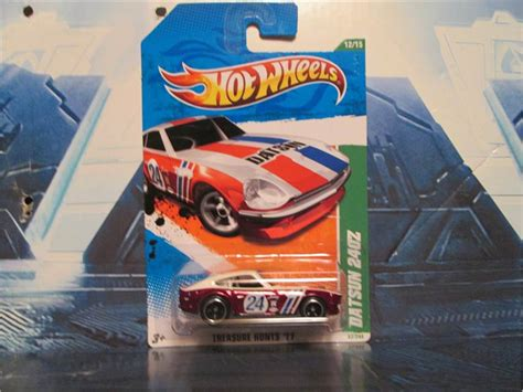Wheels Datsun 240z Treasure Hunt 2011 hobbytalk view single post wheels 2011 treasure hunt datsun 240z mint card